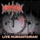 MORTIFICATION Live Humanitarian album cover
