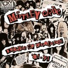 MÖTLEY CRÜE Decade Of Decadence album cover