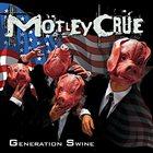 MÖTLEY CRÜE Generation Swine album cover