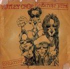 MÖTLEY CRÜE Greatest Hits album cover