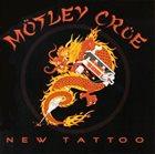 MÖTLEY CRÜE New Tattoo album cover