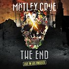 MÖTLEY CRÜE The End: Live In Los Angeles album cover