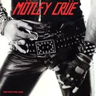 MÖTLEY CRÜE Too Fast For Love album cover