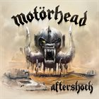MOTÖRHEAD Aftershock album cover