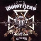 MOTÖRHEAD All the Aces: The Best of Motörhead album cover
