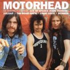 MOTÖRHEAD Archive album cover