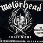 MOTÖRHEAD Burner EP album cover