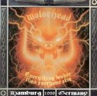 MOTÖRHEAD Everything Louder Than Everyone Else album cover