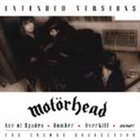 MOTÖRHEAD Extended Versions album cover