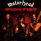 MOTÖRHEAD Iron Fist EP album cover