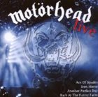 MOTÖRHEAD Live album cover