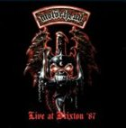 MOTÖRHEAD Live at Brixton '87 album cover