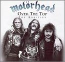MOTÖRHEAD Over the Top: The Rarities album cover