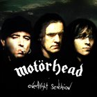 MOTÖRHEAD Overnight Sensation album cover