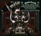 MOTÖRHEAD Protect the Innocent album cover
