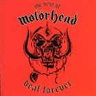 MOTÖRHEAD The Best of Motörhead: Deaf Forever album cover