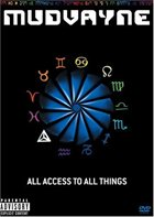 MUDVAYNE — All Access to All Things album cover