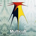 MULTICULT Simultaneity Now album cover