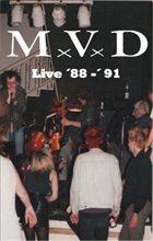 MUNDUS VULT DECIPI Live '88 - '91 album cover