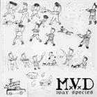 MUNDUS VULT DECIPI War Species album cover
