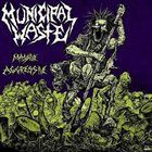 MUNICIPAL WASTE Massive Aggressive album cover