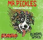 MUNICIPAL WASTE Mr. Pickles Thrashtacular album cover