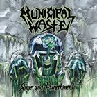 MUNICIPAL WASTE Slime and Punishment album cover