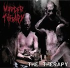 MURDER THERAPY The Therapy album cover