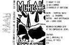 MUTILATE Fortress Of Suffering album cover