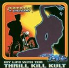 MY LIFE WITH THE THRILL KILL KULT Diamonds & Daggerz album cover