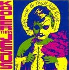MY LIFE WITH THE THRILL KILL KULT Kooler Than Jesus album cover