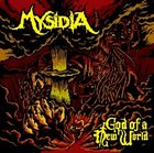 MYSIDIA God of a New World album cover