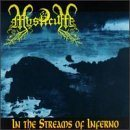 MYSTICUM In the Streams of Inferno album cover