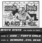 MYSTO DYSTO No AIDS in Hell album cover