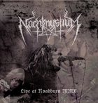 NACHTMYSTIUM Live at Roadburn MMX album cover