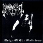NACHTMYSTIUM Reign of the Malicious album cover