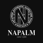 NAPALM 1984-1986 album cover