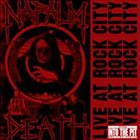 NAPALM DEATH Live At Rock City album cover