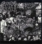 NAPALM DEATH Live EP album cover