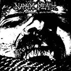 NAPALM DEATH Logic Ravaged by Brute Force album cover