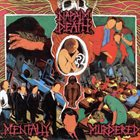 NAPALM DEATH Mentally Murdered album cover
