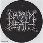 NAPALM DEATH Napalm Death / Insect Warfare album cover