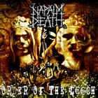 NAPALM DEATH Order of the Leech album cover