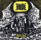 NAPALM DEATH Scum album cover