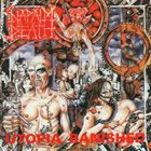 NAPALM DEATH Utopia Banished album cover