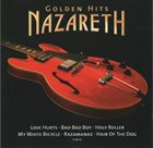 NAZARETH Golden Hits album cover