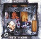 NAZARETH Greatest Hits (1996) album cover
