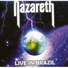 NAZARETH Live In Brazil album cover