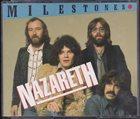 NAZARETH Milestones album cover