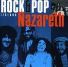 NAZARETH Rock & Pop Legends album cover